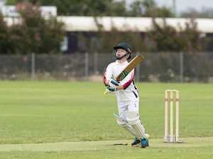 Opals face Diamonds in junior cricket