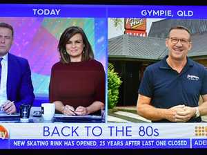UPDATE: Gympie hits Aussie small screens 80s style