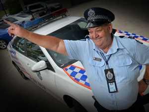 Retired - Sergeant Ian Browne.