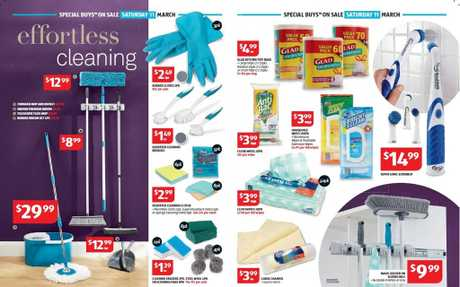 EXCLUSIVE: A catalogue released by ALDI showing items only sold in Gladstone.