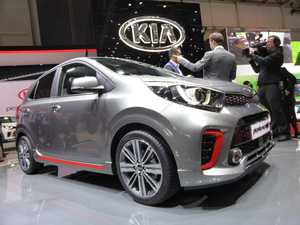 First look: new Kia Picanto unveiled at Geneva Motor Show