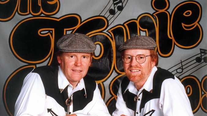GOOD TIMES AHEAD: All entertainment acts throughout Seniors Week are free so come along and enjoy these shows, like The Howie Brothers (above).