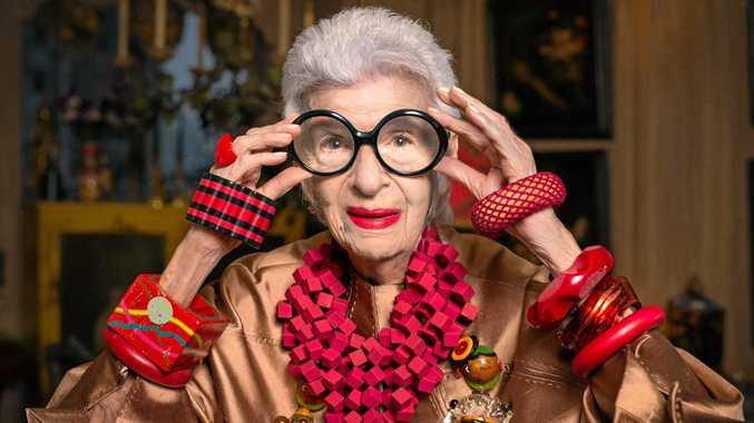 FASHION ROYALTY: Iris Apfel joins Transatlantic Fashion Week from August 31 to September 7.