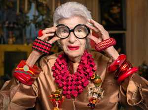 Your chance to meet fashion forward New Yorker Iris Apfel