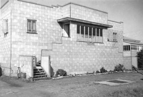 Mima's home 115 Gladstone Rd, Rockhampton.