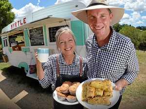 Coast farmer beats dry season with on-site food van
