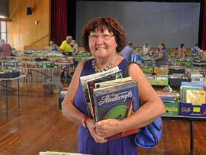 Blue Care Lockyer's mega book sale