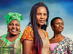 African-Australian women go on stage to shake off dark memories