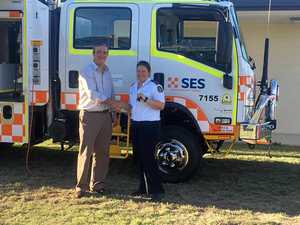 Emerald and Blackwater SES have new wheels