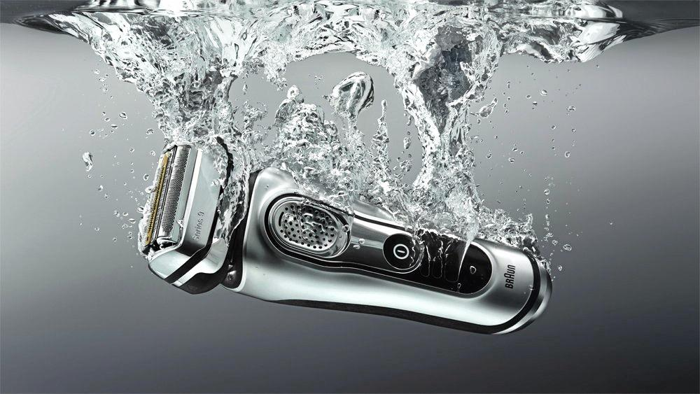 The Braun Series 9 is promoted as the 'best shaver in the world'. It has a price tag to match.