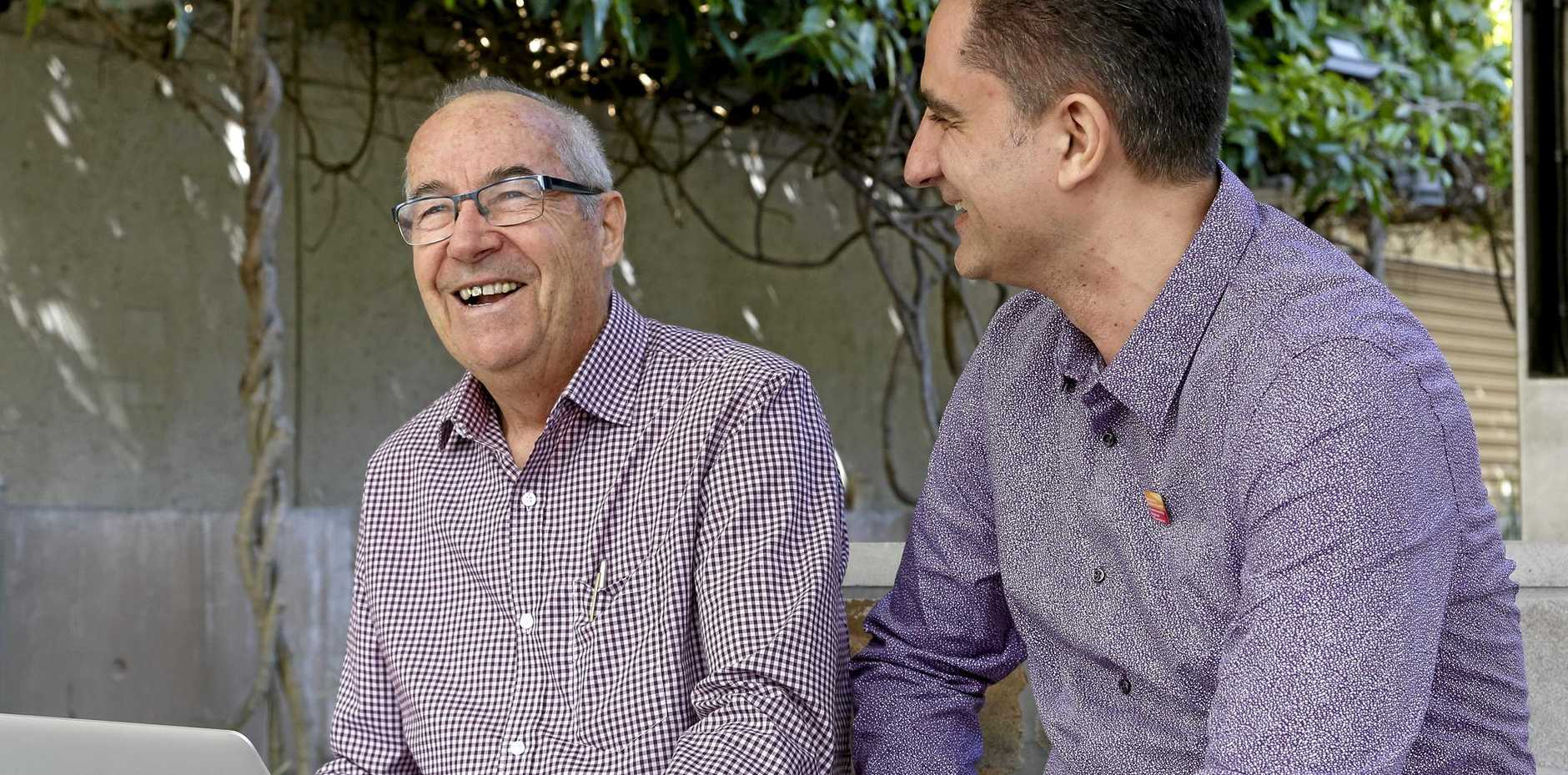 SAVVY SENIORS: It's time to get connected with the help of the Telstra Tech-Savvy Seniors program.
