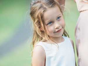 A little girl's last hope