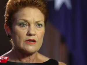 Pauline Hanson's new gobsmacking claims on Muslims