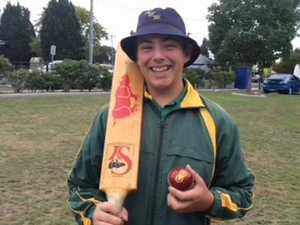 Jarrod Millard talks about Assumption cricket chances