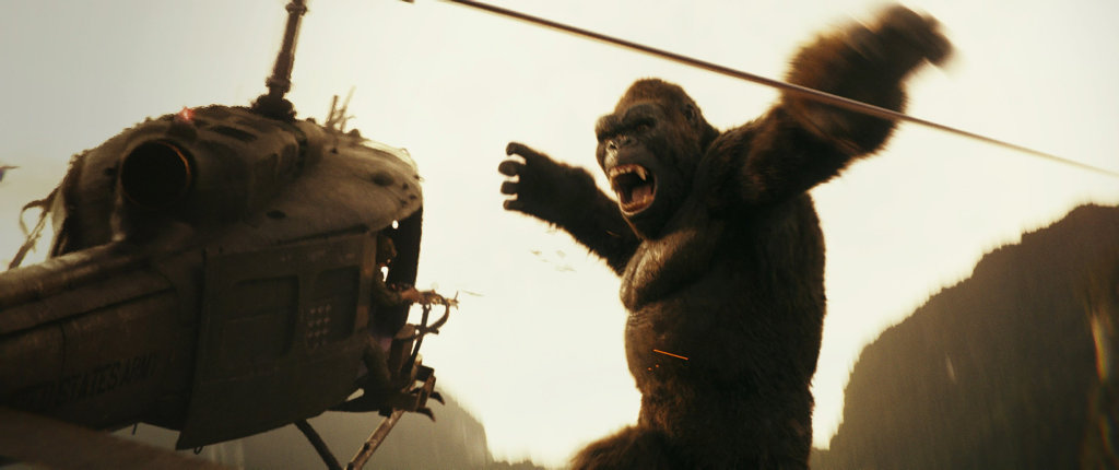 A scene from the movie Kong: Skull Island.