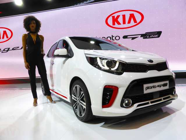 2017 Kia Picanto Big Rigs