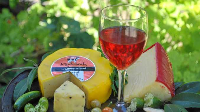 Celebrate Easter Saturday on April 15 at the Kenilworth Cheese, wine and food festival.