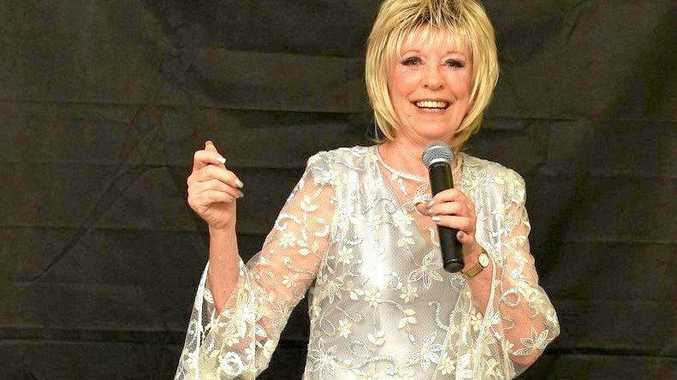GREAT SHOW: Julie Paris brings the songs of Petula Clark to the stage in the tribute show Walking Back to Happiness.