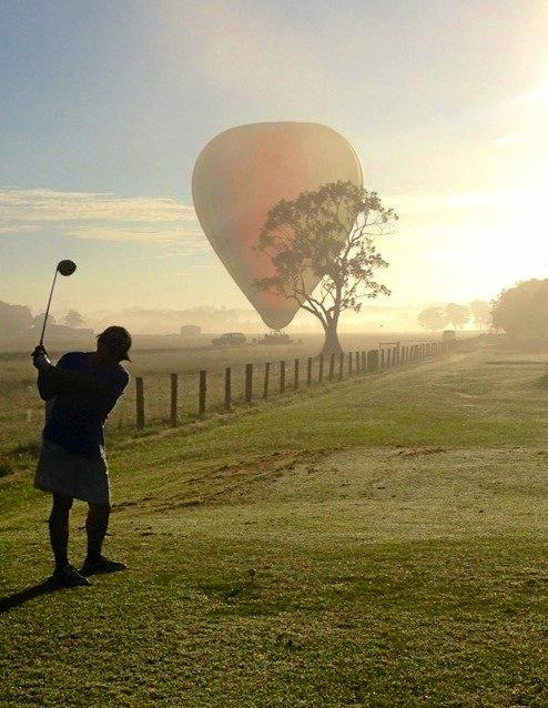 HIGH FLYER: The Mullumbimby Open is returning to one of the most picturesque golf courses on the North Coast.