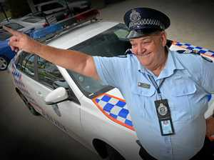 Retiring cop bound for infinity and beyond