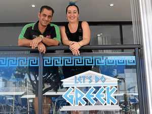 Opening night huge success for Greek restaurant