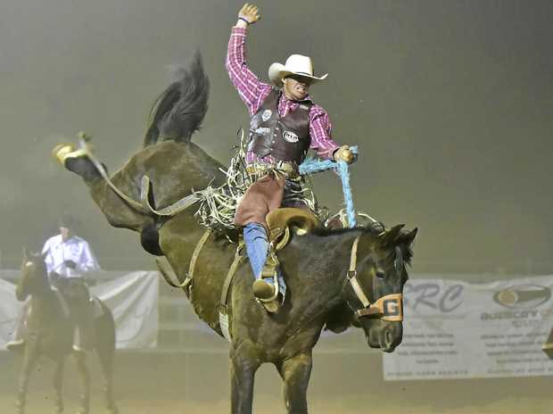 BUCKING GOOD: Michael Maher on Twin Towers Ken Coleman Chute Out