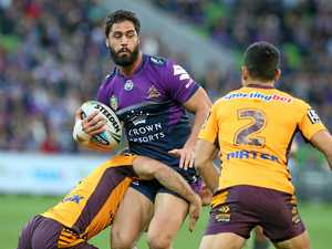Bromwich inks new deal to remain at Storm