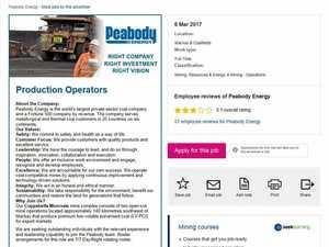 UPDATE: Job ad for Brisbane FIFOs was 'in error'