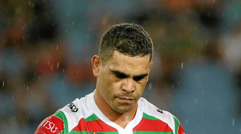 Greg Inglis will miss the State of Origin series with a knee injury.