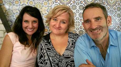 Siblings Ros Baxter, Amy Andrews and Steve Baxter grew up in Rockhampton. Amy and Ros are both authors, while Steve is on Shark Tank as a successful businessman.