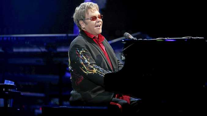 Tickets to Elton John's Mackay show go on pre-sale Thursday March 9 and general sale Tuesday March 14.
