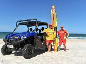 Surf's up for Bribie's record breaking summer