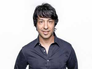 Certified organic comedy by Arj Barker
