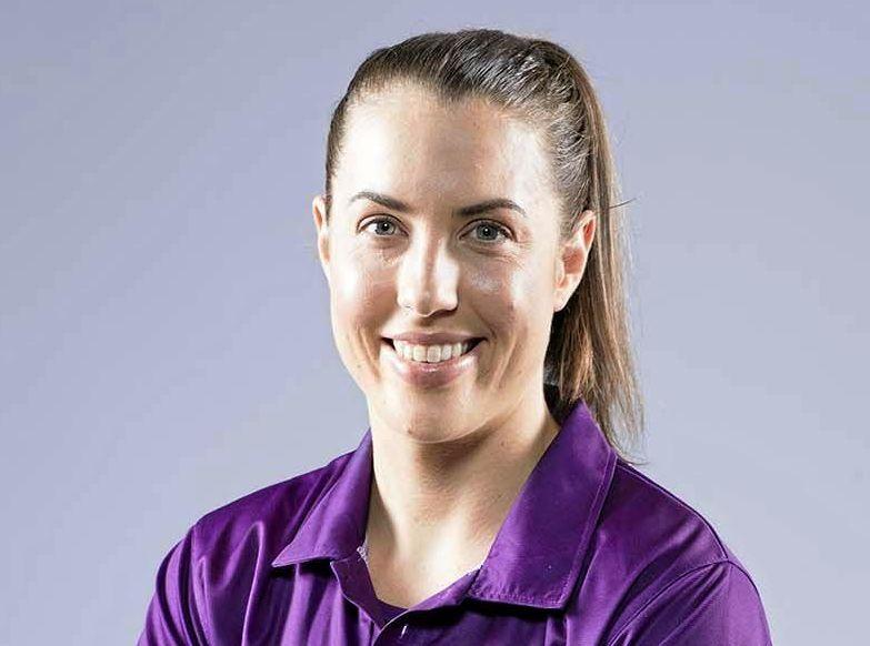 HAPPY TIMES: Toowoomba-raised Queensland Firebirds player Laura Clemesha.