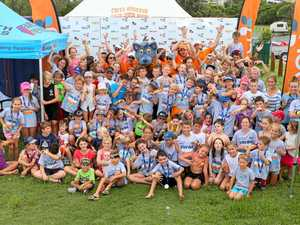 Scoot rewards winning bcu Coffs Tri schools