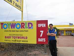 'We can no longer compete here': Toyworld owner