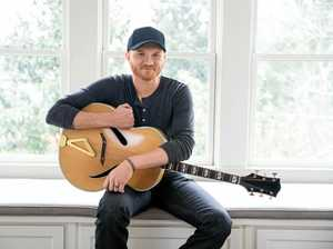CMC Rocks is just the ticket for Eric Paslay