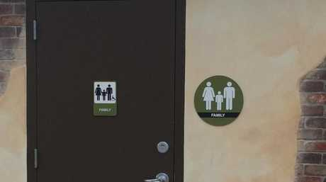 Is this family restroom in America what we need here? Source: Supplied