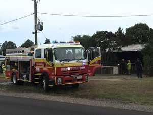 Fire destroys South Burnett home