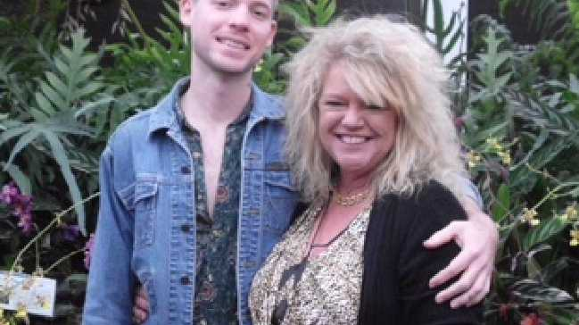 Rhys's mother Jenny Miller says she wants to stop others going through what her son experienced.Source:Supplied