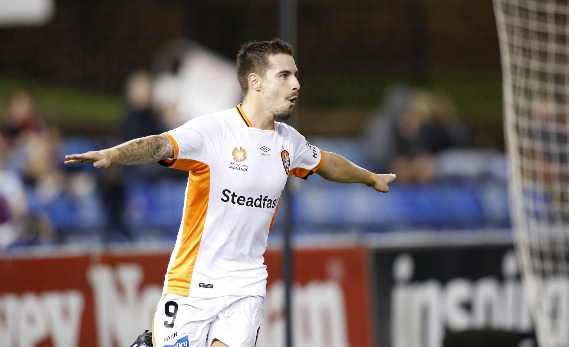 Ange Postecoglou is not convinced by Jamie Maclaren.