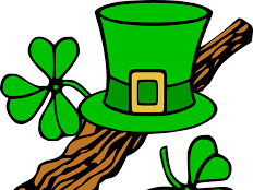 Celebrate St Patrick's Day.
