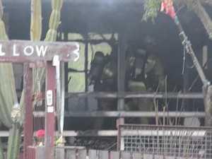 Wondai house fire