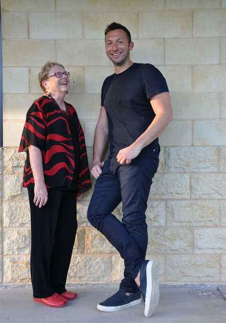 Specialist child psychologist Marilyn Campbell and Ian Thorpe feature in the documentary series Bullied.