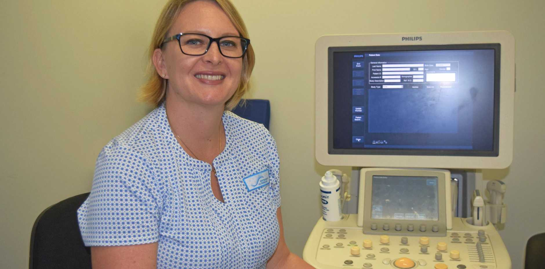 PASSION: Sue Murray couldn't be happier working in the Whitsundays.