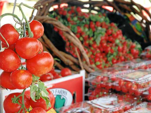 Noosa Farmers Markets are on each Sunday and showcase fresh produce from the local region.