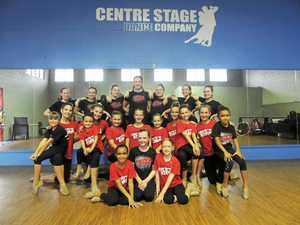 Mackay dance students on international stage