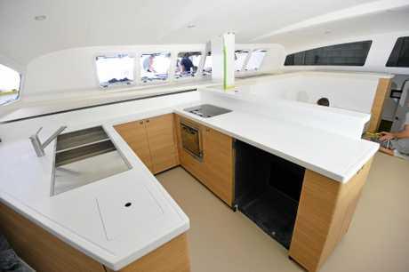 Dreamworld co-founder and Bathurst 1000 winner Tony Longhurst's epic new boat revealed.