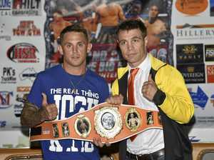 Former world champ focussed on special return