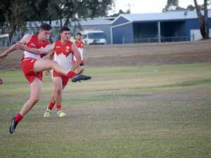 AFL Darling Downs clip Swans wings